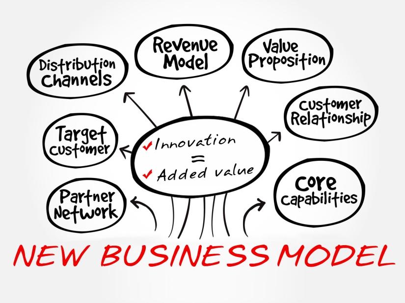 Les nouveaux modèles d'affaires